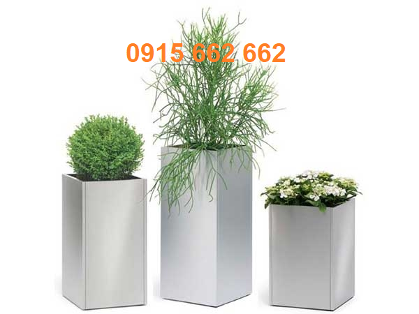 FB14 modern outdoor pots and planters