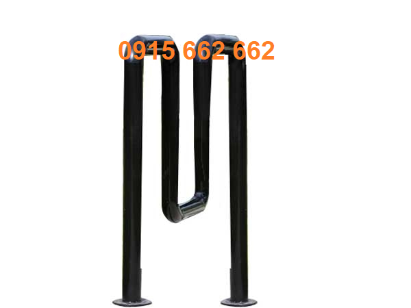 BR21 stainless steel bike rack